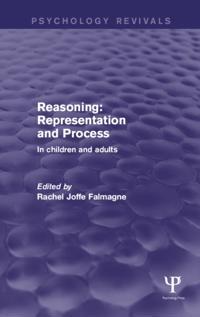 Reasoning: Representation and Process