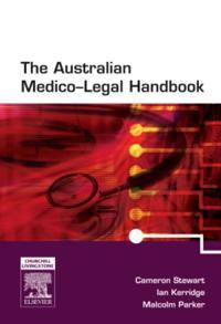 Australian Medico-Legal Handbook with PDA Software