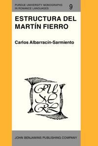 Estructura del Martin Fierro