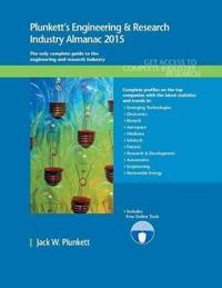 Plunkett's Engineering & Research Industry Almanac 2015