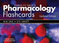Rang & Dale's Pharmacology Flash Cards Updated Edition E-Book