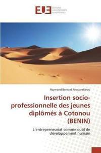 Insertion Socio-Professionnelle Des Jeunes Diplomes a Cotonou (Benin)