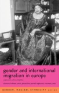 Gender and International Migration in Europe