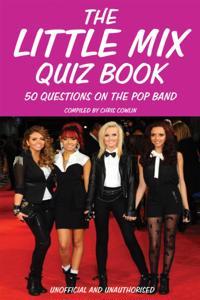 Little Mix Quiz Book