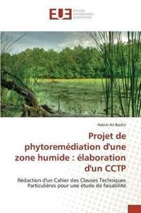 Projet de Phytorem�diation d'Une Zone Humide