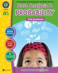 Data Analysis & Probability - Task Sheets Gr. PK-2