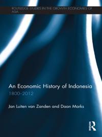 Economic History of Indonesia