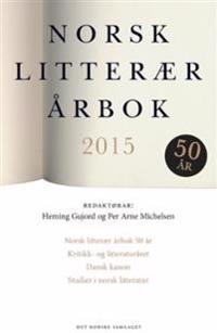 Norsk litterær årbok 2015