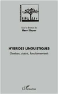 Hybrides linguistiques