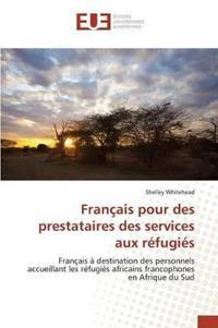 Fran�ais Pour Des Prestataires Des Services Aux R�fugi�s