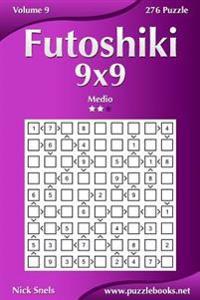 Futoshiki 9x9 - Medio - Volume 9 - 276 Puzzle