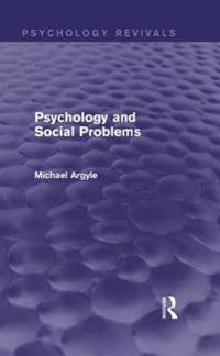 Psychology and Social Problems (Psychology Revivals)