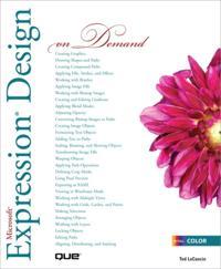 Microsoft Expression Design on Demand (Adobe Reader)