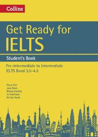 Get ready for ielts: students book - ielts 3.5+ (a2+)