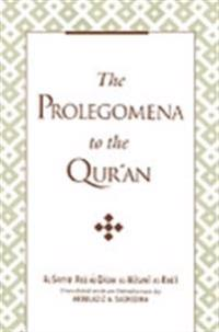 Prolegomena to the Qur'an