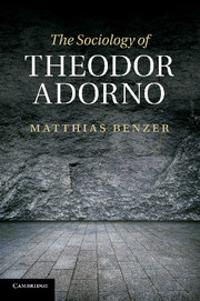Sociology of Theodor Adorno