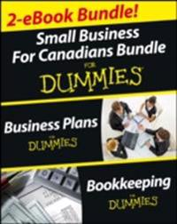 Small Business for Canadians Bundle For Dummies Business: Business Plans For Dummies & Bookkeeping For Dummies