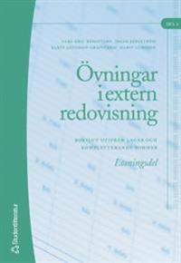 Övningar i extern redovisning. D. 2, Bokslut utifrån lagar och kompletterande normer. Lösningsdel