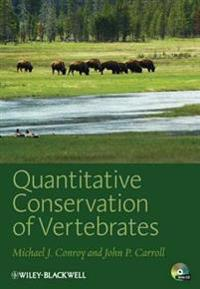 Quantitative Conservation of Vertebrates