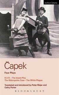 Capek Four Plays