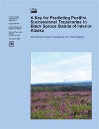 A Key for Predicting Postfire Successional Trajectories in Black Spruce Stands of Interior Alaska