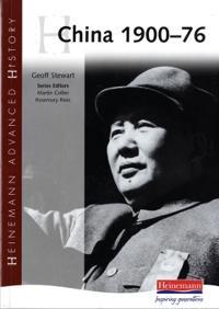 Heinemann advanced history: china, 1900-76