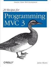 20 Recipes for Programming MVC 3