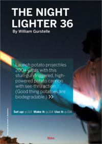 Night Lighter 36 Spud Gun