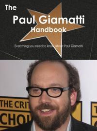 Paul Giamatti Handbook - Everything you need to know about Paul Giamatti