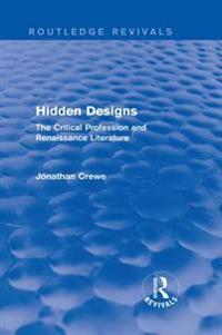 Hidden Designs (Routledge Revivals)