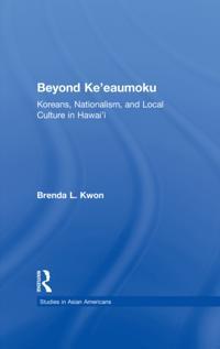 Beyond Ke'eaumoku