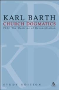 Church Dogmatics Study Edition 29