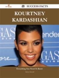 Kourtney Kardashian 50 Success Facts - Everything you need to know about Kourtney Kardashian
