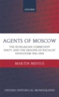 Agents of Moscow