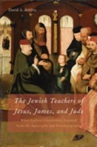 Jewish Teachers of Jesus, James, and Jude