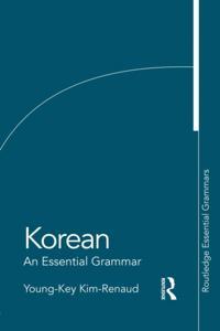 Korean: An Essential Grammar
