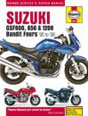 Haynes Suzuki GSF600, 650 & 1200 Bandit Fours '95 to '06 Service and Repair Manual