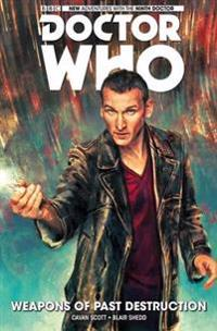 Doctor Who the Ninth Doctor 1