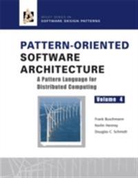 Pattern-Oriented Software Architecture, A Pattern Language for Distributed Computing