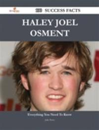 Haley Joel Osment 130 Success Facts - Everything you need to know about Haley Joel Osment
