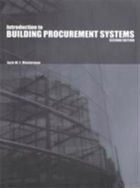 Introduction to Building Procurement Systems