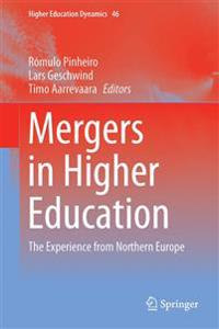 Mergers in Higher Education