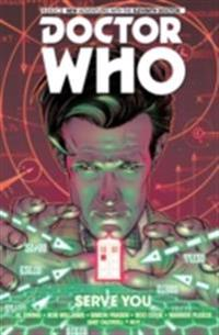 Doctor Who: The Eleventh Doctor Collection Vol. 2