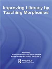 Improving Literacy by Teaching Morphemes