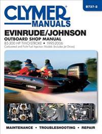 Evinrude/Johnson 85-300 Hp 2-Stroke Outboards - Cl