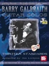 Barry Galbraith Guitar Solos