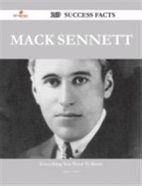 Mack Sennett 269 Success Facts - Everything you need to know about Mack Sennett