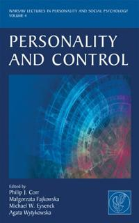 Personality and Control