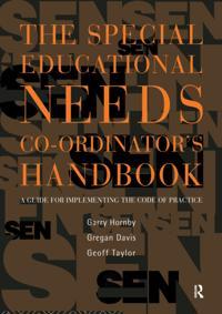 Special Educational Needs Co-ordinator's Handbook