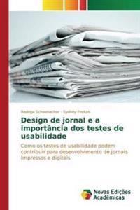 Design de Jornal E a Importancia DOS Testes de Usabilidade